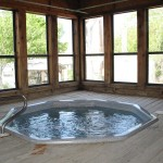 Hill Country Hot Tub