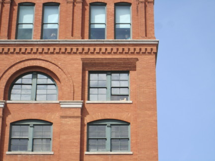 The Sixth Floor Window