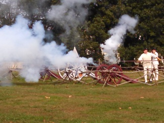 Cannons Exploding!